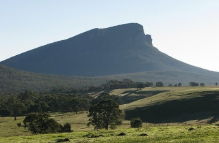 Mt Abrupt