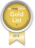 Star Ratings Australia Gold Award