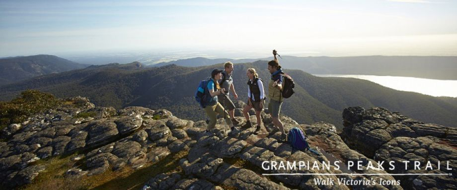 grampians peaks trail accommodation