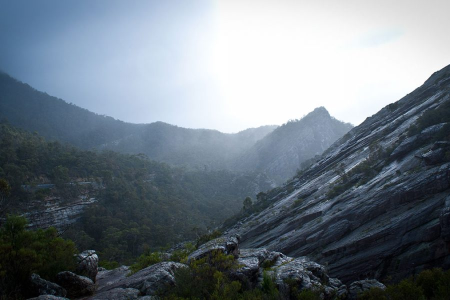 winter accommodation in the grampians